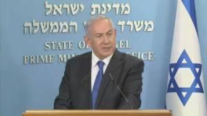Historic peace deal between Israel, U.A.E. (02:02)