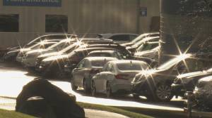 New Westminster hospital staff say commuters are abusing free parking