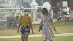 COVID-19: Reintroduction of mask mandate not surprising, say some Kelowna businesses (02:06)