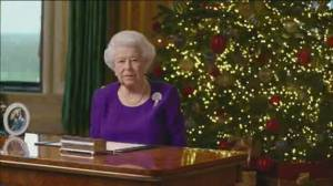 Queen Elizabeth discusses 2020 hardships in Christmas message (02:16)