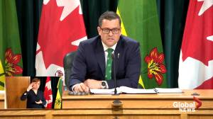 COVID-19: Public health measures in Saskatchewan extended to April 26 (00:38)