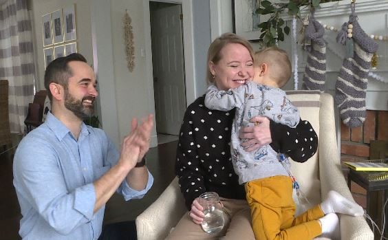 Pickering, Ont. mother living with cystic fibrosis approved for miracle drug: 'I'm in shock'