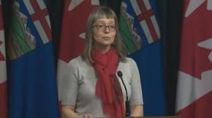 Alberta's 2nd case of presumptive COVID-19 is in Edmonton zone (03:00)