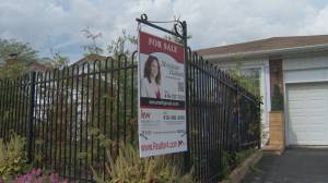 Canadian housing prices hit record 12-month high in June. (04:45)