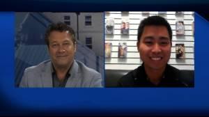 Global News Morning chats with Pharmasave pharmacist Leonard Chan (05:44)
