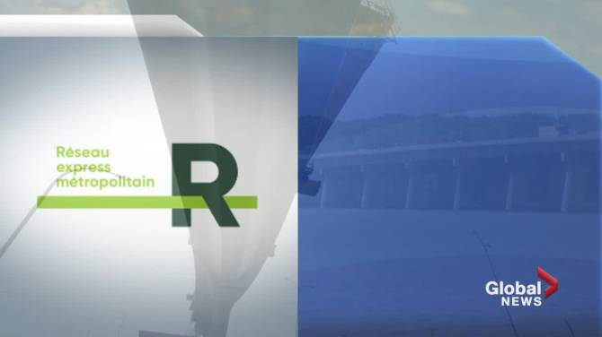 Click to play video: Petition for REM extension to Vaudreuil-Dorion gains steam