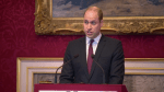 Prince William speaks At United For Wildlife event