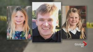 First look at video evidence in trial of father accused of killing daughters