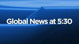 Global News at 5:30: Sat. Sept. 14 Top Stories