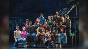 Broadway musical Rent hits Calgary