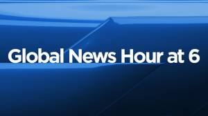 Global News Hour at 6 Weekend: Aug 31