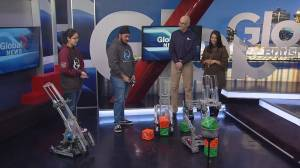B.C. students participate in international robotics competition