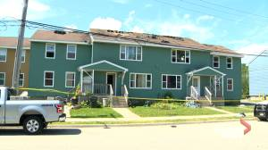 4 families forced from their homes following Saint John fire