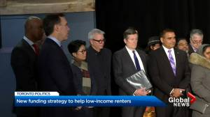 New housing subsidy will target vulnerable Ontario renters