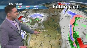 Mild end to the week: April 8 Saskatchewan weather outlook (02:38)