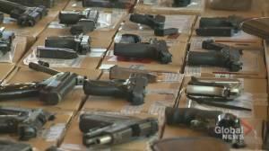 N.S. gunman had grenades, handguns equipped with laser sights (01:52)