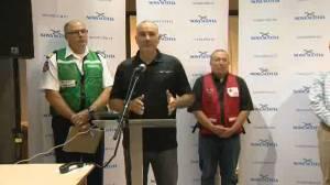 Hurricane Dorian: Meteorologist in Nova Scotia says still 'hours to go' in storm