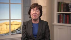 U.S. senator Susan Collins says she's 'very likely' to vote for new evidence, witnesses