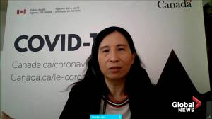 No 'one-size-fits-all' approach to what fully vaccinated Canadians can do, Tam says (02:23)