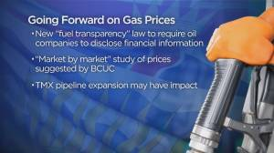 "Baldrey shares with us the details on the ""Fuel Transparency Law"""