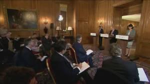 UK takes extraordinary measures to protect economy