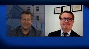 Global News Morning chats with KCCU's Dwayne Henne (07:48)
