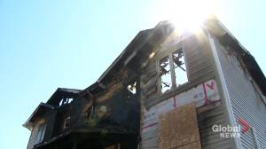 Homeowners of Moncton duplex destroyed by fire thankful for support