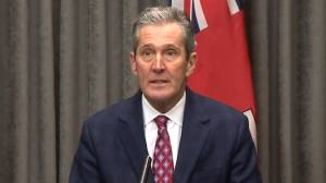 Coronavirus outbreak: Manitoba premier says health care workers will get paid admin leave during self-isolation
