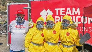 Team Rubicon helping rebuild lives amid Lytton fire devastation (02:02)