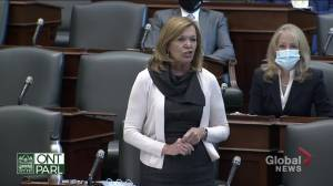 'Have you taken a look at Alberta?': Ontario health minister singles out province's COVID-19 situation (00:49)