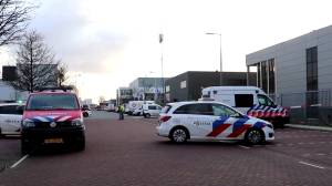 Letter bombs explode in two Dutch buildings 140 miles apart