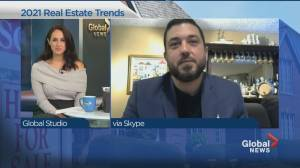 Predictions for 2021's real estate market (03:35)