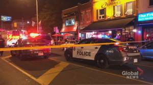 Danforth shooting victims file $150M lawsuit filed against gun manufacturer Smith & Wesson (02:28)