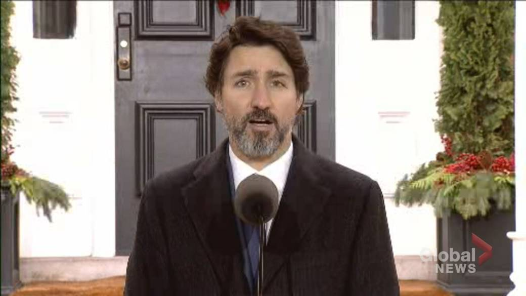 Click to play video 'Coronavirus: Trudeau 'reasonably confident' opposition parties don't want confidence vote on fiscal update'