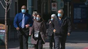 COVID-19: City council to reconvene July 5 to discuss repealing Calgary mask bylaw (02:05)