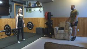 Kingston father-daughter powerlifters continue to prep for Canadian as well as World Championship (02:16)