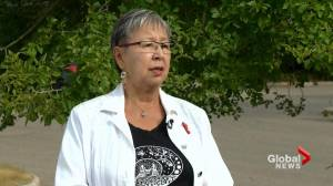 Q and A with retired Saskatchewan Senator Lillian Dyck (01:59)