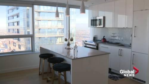 12 floors of Stantec Tower in downtown Edmonton converted to rental suites   Watch News Videos Online