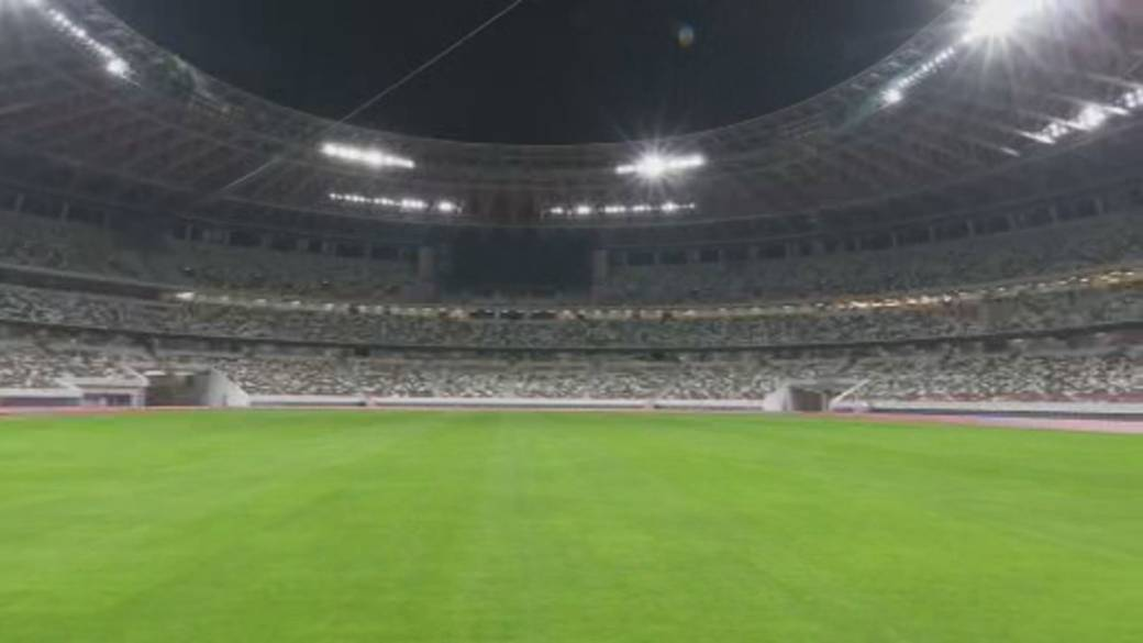 Click to play video: 'Pandemic measures for Tokyo Olympics to silence spectators'