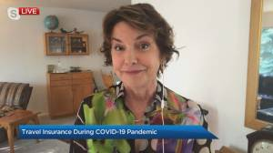 The Travel Lady: travel insurance during COVID-19