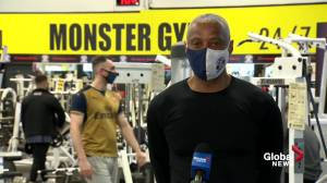 Montreal gym owner, goers frustrated with COVID-related closures (02:06)