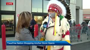New Costco opens on the Tsuut'ina Nation