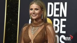 Golden Globes 2020: Fans aren't sure about Gwyneth Paltrow's red carpet dress