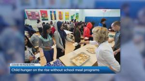 The Children's Breakfast Clubs offers alternatives to school meal programs to help tackle food insecurity (05:49)