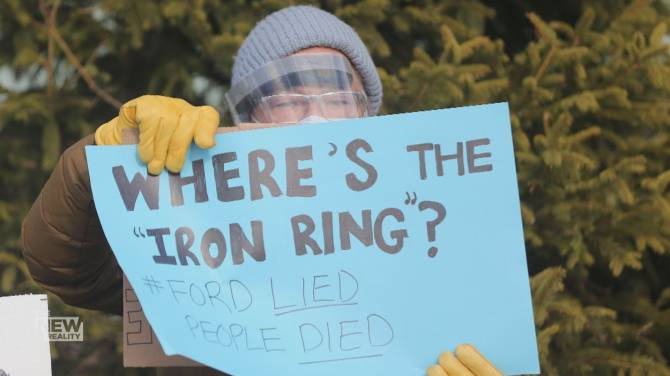 Click to play video: 'The Iron Ring was a farce': Why didn't Ontario better prepare its long-term care homes for the second wave.