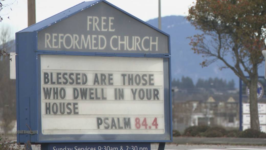 Langley B C Church Fined For Violating Covid 19 Restrictions Globalnews Ca
