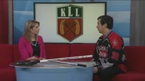 Kinsmen inaugural lacrosse league begins this spring