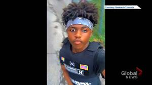 Devastated Montreal family speaks out following teen's drowning (02:07)