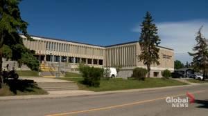 Calls grow to rename Bishop Grandin High School in Calgary (01:57)