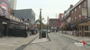 Licensed Bars & Restaurants Shuttered in Latest NS Lockdown (06:18)